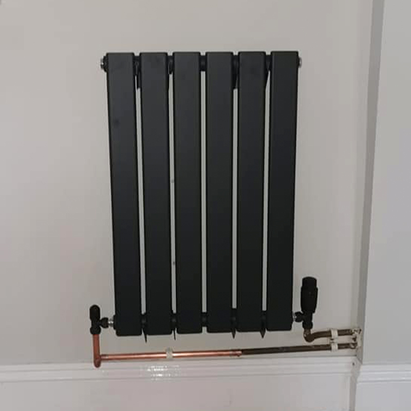 Ask Co Radiator install