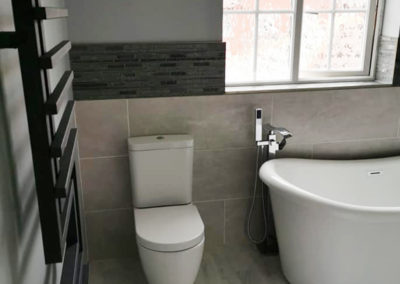 Ask Co bathroom recent work